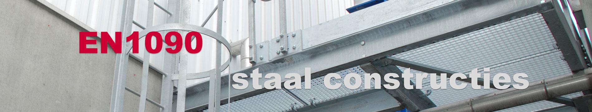 EN1090 staalconstructies